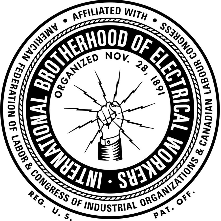 brotherhood of electrical workers logo